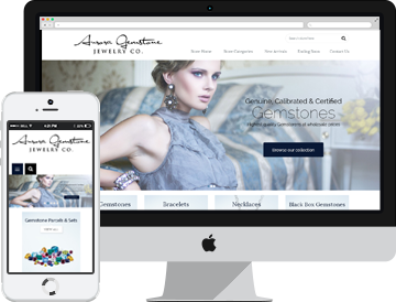 Aurora Gemstone Jewelry Co