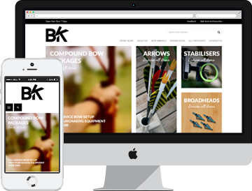 Broken Arrow Archery Ambour